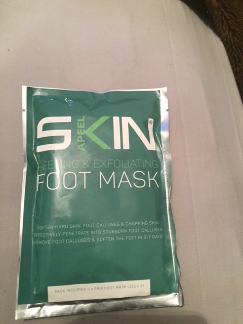 Skinapeel Peeling & Exfoliating Foot Mask Socks