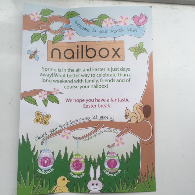 Nailbox – March2016
