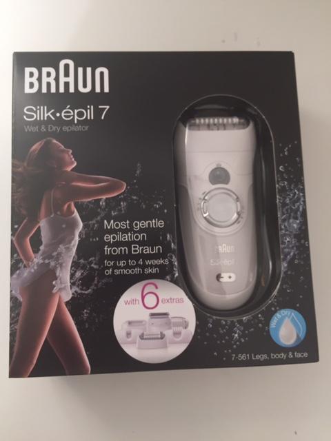 Braun Silk-Epil 7 7-561 Wet &Dry