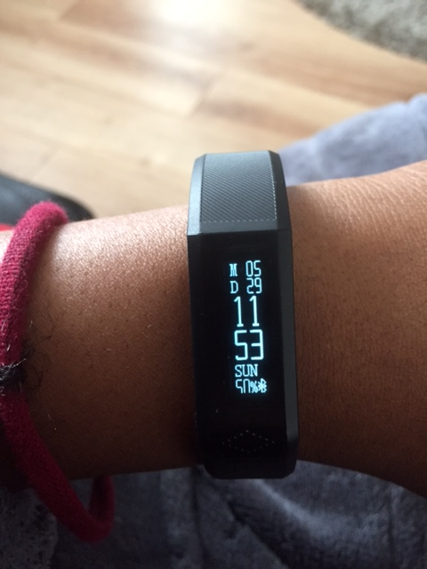 Getting Summer time fine with the help of my Dolphin Pro Fitness TrackerWatch