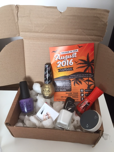 Nailbox No More…..