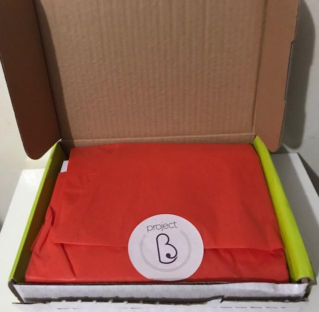 Project B – Box2